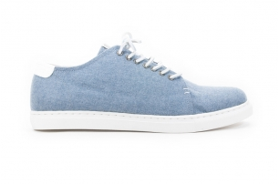 Travel Light Blue Wool
