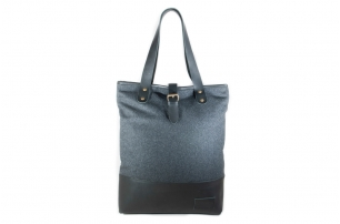 Tote bag Katla black